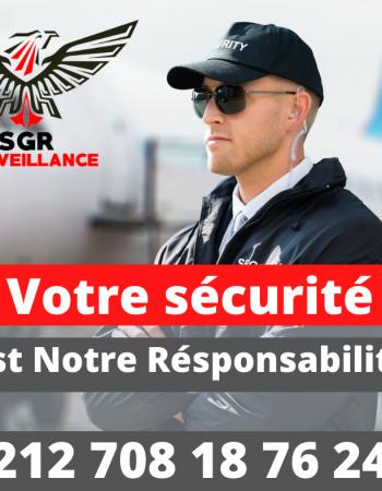 Société de sécurité à Tanger SGRsurveillance